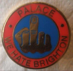 received_10152963550653760 (Loucpfcsmiler) Tags: brighton crystal palace we badge hate fc cpfc