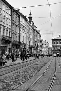 Площа Ринок - Market Square