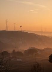Sabahleyin (svabodda) Tags: fsm bosphorus boğaziçi boğaz rumelikavağı sarıyer çamlıca beykoz büyükdere tepeler havantepe rumelikavak boğazyüksekgerilimhattı 384kv maslakskyline