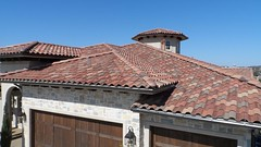 2916 Riverbrook Way, Southlake TX  (4) (America's fastest growing roof tile.) Tags: roof mediterranean roofs spanish tiles roofing tuscan tileroofs concretetiles concretetile concreterooftile crownrooftiles roofingrooftiletileroofconcreterooftile