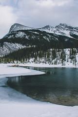 Spray Lakes (Adam DJ King) Tags: park mountains nature rockies outdoors pond lakes goat spray peter alberta canmore provincial lougheed