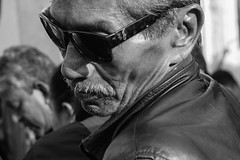 I am the nasty dealer (Johnragai-Moment Catcher) Tags: portrait people photography olympus backlane monocrome malaysiastreet momentcatcher olympusmzuiko45mmf18 johnragai omdem1 johnragaiphotos johnragaistreet