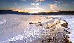 DamStudena (Petar Bogdanov) Tags: winter cold color water wind dam studena