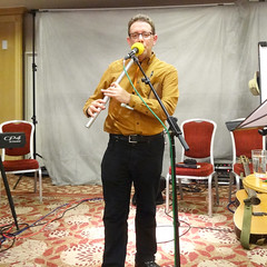 Chris Conway @ UK Filk Con Con2bil8 (unclechristo) Tags: filk chrisconway