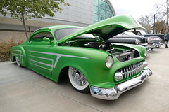 52 Chevy Custom (bballchico) Tags: chevrolet scallops chopped custom 1952 kustom grandnationalroadstershow saturdaydrivein gnrs2016