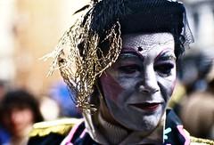 Carnevale (sladkij11) Tags: carnival venice portrait mask olympus carnevale venezia ritratto om1 maschera zuiko85mmf2