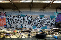 graffiti breukelen (wojofoto) Tags: holland graffiti nederland netherland breukelen noser wolfgangjosten wojofoto