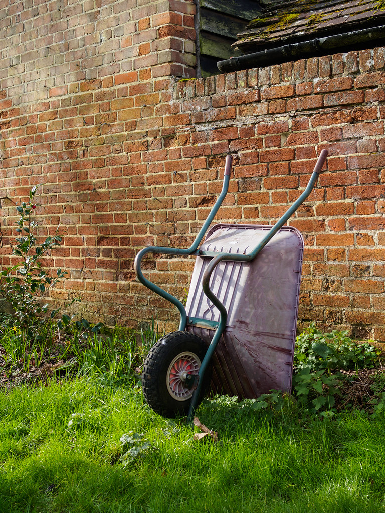 The World\'s Best Photos of stilllife and wheelbarrow - Flickr Hive Mind