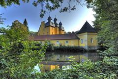 Jagdschloss © Struewe (Stadt SHS) Tags: natur wald kultursommer jagtschloss seenundteiche