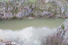 Fshajt Bridge and Drin River Canyon (Genti_B) Tags: old bridge white nature beautiful architecture canon river europa europe canyon kosova kosovo balkans ura 2016 drin gjakova fshajt