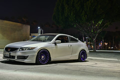 8th gen Accord (El ArtistA!) Tags: honda accord nikon wheels nightlife hdr inlandempire rotiform