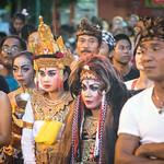 during Ngrukup parade