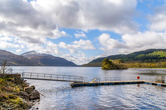 Tip of Loch Lomond