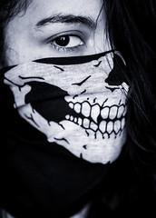 Smile (Nataluxx) Tags: eye smile skull eyes smiles smize