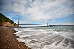 Golden Gate (Sean Peck) Tags: sf goldengatebridge goldengate bayarea marinheadlands sfbay sanfransisco kirbycove ggnra goldengatenationalrecreationarea sanfransiscobayarea