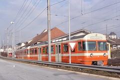 1977-12, SZB, Worblaufen (Fototak) Tags: train switzerland railway sbahn treno 59 rbs schmalspurbahn szb mandarinli
