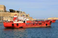 Sacro Cuor-1 (North Ports) Tags: st marina waterfront harbour grand malta angelo valletta mmsi vitorriosa 256175000