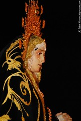 DSC_0638 (M. Jaln) Tags: santa muerte soledad cristo semana virgen santo buena entierro viernes religin pasin angustias porcuna