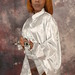 DSC_0204 Somali Lady Portrait with Sword and Chinese Silk Outfit Shoreditch Studio London