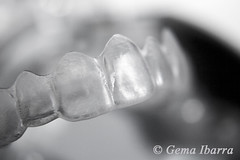 Closeup of invisible orthodontics (GemaIbarra1) Tags: beauty modern tooth real braces invisible teeth bracket dental surgery plastic clear equipment made health human medicine transparent custom dentist healthcare brace brackets dentistry isolated retainers cosmetic retainer removable orthodontics invisalign orthodontic aligner aligners