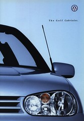 Volkswagen Golf Cabriolet;  2001_1 (Australia) (World Travel Library) Tags: world auto 2001 travel blue cars lamp car by ads golf volkswagen drive photo model automobile ride image photos library go wheels transport models picture australia automotive center literature photograph german papers vehicle motor makes collectible collectors sales brochures brochure catalogue  catlogo automobiles documents fahrzeug cabriolet frontcover motoring wagen folleto automobil  folheto prospekt dokument katalog  esite ti liu worldcars bror broschyr    worldtravellib