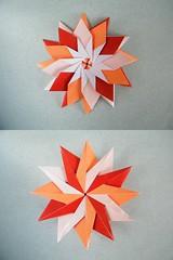 12 pointed modular star 4 - Maria Sinayskaya (Rui.Roda) Tags: stella star origami maria estrela modular 12 stern estrella papiroflexia pointed étoile papierfalten sinayskaya