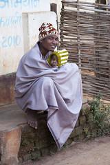 Bastar - India (wietsej) Tags: street india man zeiss rural village child sony tribal 2470 a900 bastar sal2470z