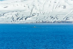 Hrolfssker Eyjafjordur (Einar Schioth) Tags: sea lighthouse snow ice nature photo iceland day outdoor ngc sland eyjafjordur nationalgeographic porsanger hrolfssker latrastrond einarschioth