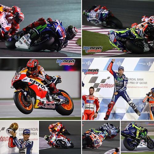 Image Gallery A from #Qatar #MotoGP #andreadovizioso #andreaiannone #jorgelorenzo #marcmarquez #valentinorossi #polespargaro #bradleysmith http://www.mcnews.com.au/qatar-motogp-2016-images-gallery-a/