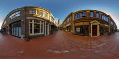 Latta Arcade, Charlotte, NC (orebrandonm) Tags: panorama mall charlotte northcarolina shoppingmall shoppingcenter charlottenorthcarolina ptgui 360degreepanorama lattaarcade