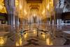 Interior Mezquita Hassan II (Pablo Rodriguez M) Tags: mosque morocco maroc mezquita casablanca marruecos mosquée hassanii