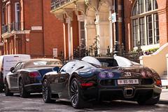 B&B, Bentley & Bug (David Clemente Photography) Tags: cars car sk edition bugatti supercars veyron londoncars bugattiveyron hypercars carsoflondon supercarsoflondon skedition veyronskedition bugattiveyronskedition