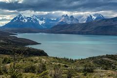 Patagonia Vista (chasingthelight10) Tags: chile travel patagonia mountains nature photography landscapes events lakes places vistas torresdelpainenationalpark cuernosdelpaine lagosarmiento laketoro