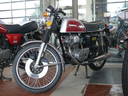 Honda CB 125 vl