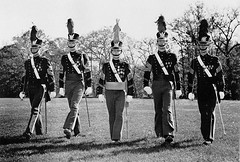 Donald Trump (second from left) in uniform while attending New York Military Academy, 1964. [4200x2832] #HistoryPorn #history #retro http://ift.tt/1qVxiBO (Histolines) Tags: from new york history uniform military donald retro second timeline while academy left trump 1964 attending vinatage historyporn histolines 4200x2832 httpifttt1qvxibo
