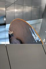 Sun disc (mikael_on_flickr) Tags: sculpture abstract architecture denmark disco skulptur round disc astratto danmark rund architettura aalborg abstrakt arkitektur skive scultura danimarca coophimmelblau scheibe nordjylland rotondo jeppehein houseofmusic sundisc musikkenshus solskive