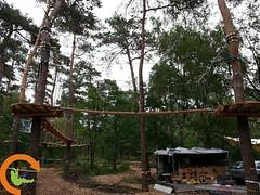 Development of pioneering ropes course for disabled people. #disability #handicap http://j.mp/1RjiXVM (Skywalker Adventure Builders) Tags: design high construction course ropes zipline zipwire skywalker hochseilgarten waldseilpark klimpark klimbos