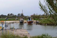 Κέρκυρα Corfu (Eleanna Kounoupa) Tags: nature water colors reflections river landscape boats greece corfu ionianislands ελλάδα φύση τοπίο νερό χρώματα κέρκυρα ποτάμι βάρκεσ αντανακλάσεισ νησιάιονίου