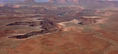 Canyons and Green River # 2 (Jay Costello) Tags: utah nationalpark ut canyonlandsnationalpark canyonlands moab