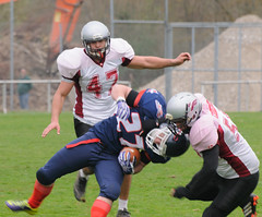 20160403_Avalanches Annecy Vs Falcons Bron (8 sur 51) (calace74) Tags: france annecy sport foot division falcons bron amricain avalanches rgional
