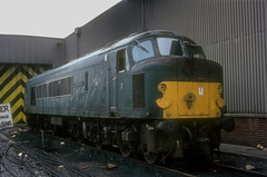 British Railways Type 4 - 7 INGLEBOROUGH (dgh2222) Tags: 7 peak class 44 mpd d7 toton