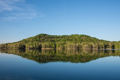 All is calm (sniggie) Tags: blue sky lake spring kentucky shoreline clearsky marioncounty