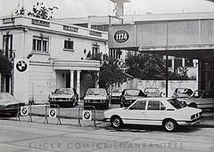 Concesionario BMW Federic (Cristin Ramrez) Tags: chile new vintage bmw dealership nuevo neu e30 federic e21 e12 e23 concesionario