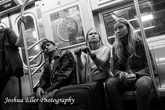 Subway (Joshua Eller) Tags: newyorkcity train subway transportation masstransit suitcase manhatten