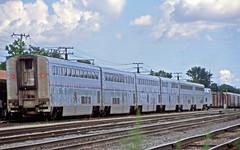 Next Stop Chicago Union Station (craigsanders429) Tags: amtrak passengertrains illinoiscentralrailroad passengercars amtraktrains homewoodillinois amtraksuperliners amtrakinillinois amtrakscityofneworleans amtrakontheillinoiscentral