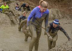 Push (stevefge) Tags: girls people netherlands sport women mud nederland viking berendonck nederlandvandaag reflectyourworld strongviking