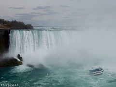 Another Tricky Day - Niagara Falls (flipkeat) Tags: nature water beautiful landscape niagarafalls landscapes different gorgeous awesome canadian niagara falls horseshoe breathtaking waterscape