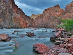 Granite Rapids, Grand Canyon National Park (wldrns) Tags: arizona hiking backpacking coloradoriver grandcanyonnationalpark graniterapids graniterapidscamp