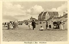 1070 - PC Noordwijk ZH (Steenvoorde Leen - 2.1 ml views) Tags: history strand boulevard postcards noordwijk kust ansichtkaart noordwijkaanzee badplaats oldcards oudnoordwijk