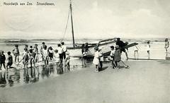 1065 - PC Noordwijk ZH (Steenvoorde Leen - 2.1 ml views) Tags: history strand boulevard postcards noordwijk kust ansichtkaart noordwijkaanzee badplaats oldcards oudnoordwijk